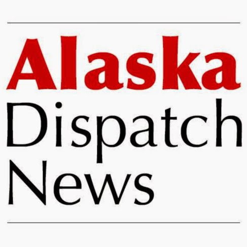 Alaska Dispatch News logo